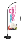 frozen-yoghurt-beachflag
